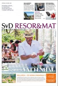 SVD förstasida